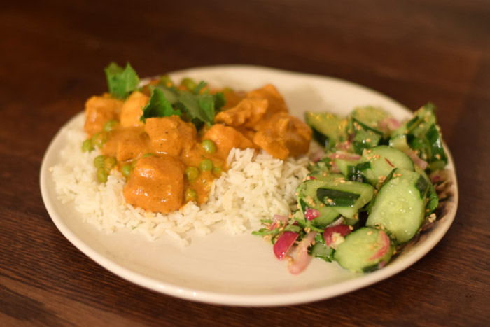 butter chicken and cucumber salad.jpg