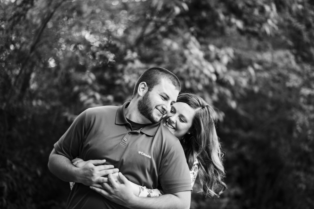 knoxville wedding photographers estate of grace farm melton hill engagement photos