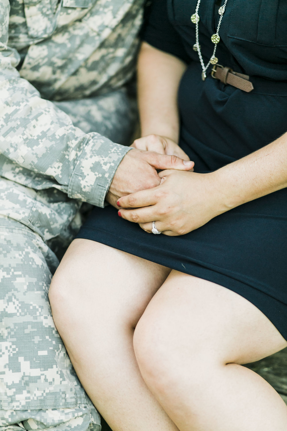 military engagement photography knoxville