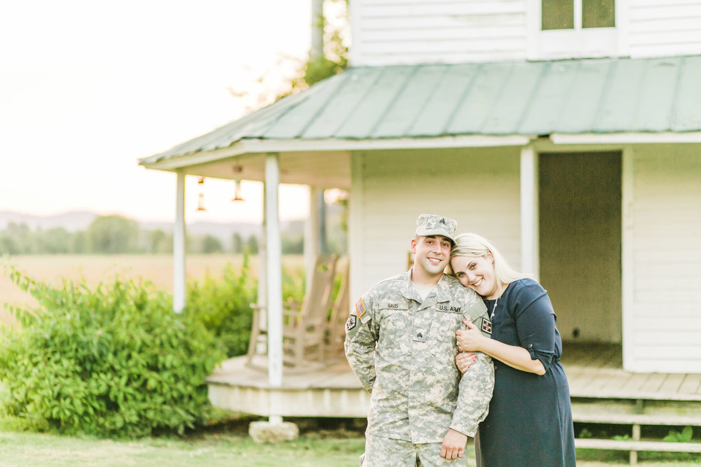 military engagement photos knoxville