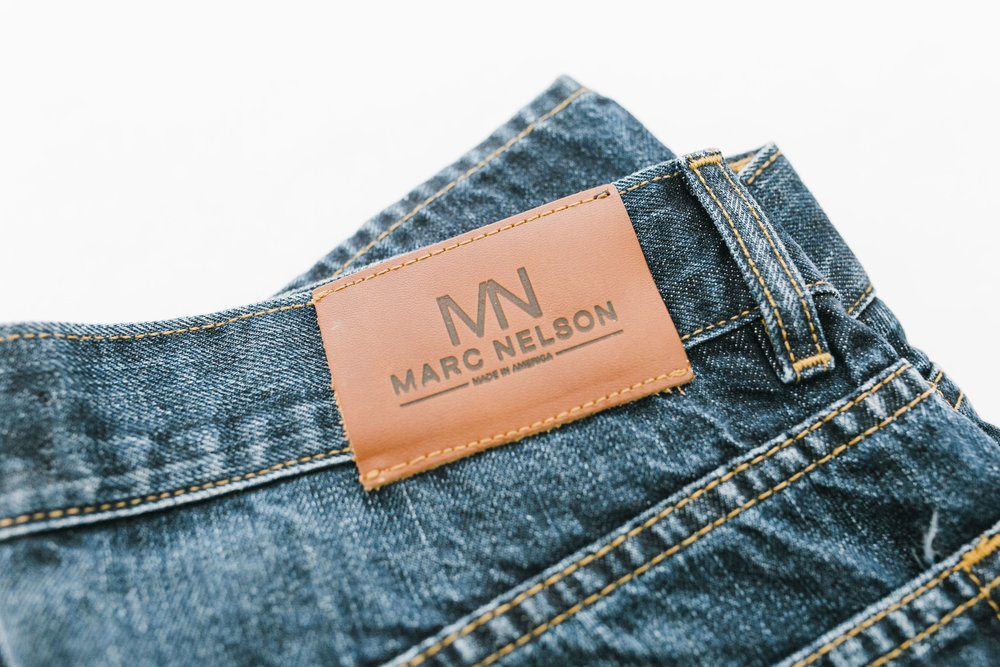Marc Nelson Denim Knoxville Commercial Product Photographer Jeans