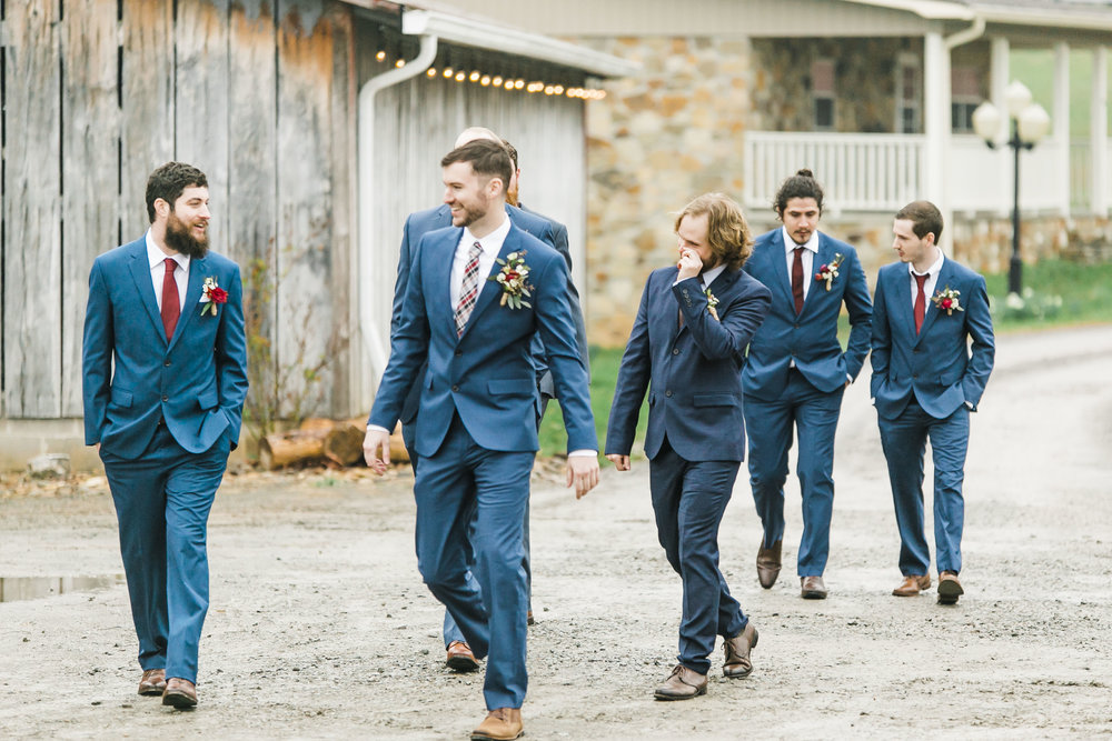 Heartland Meadows Barn wedding Knoxville
