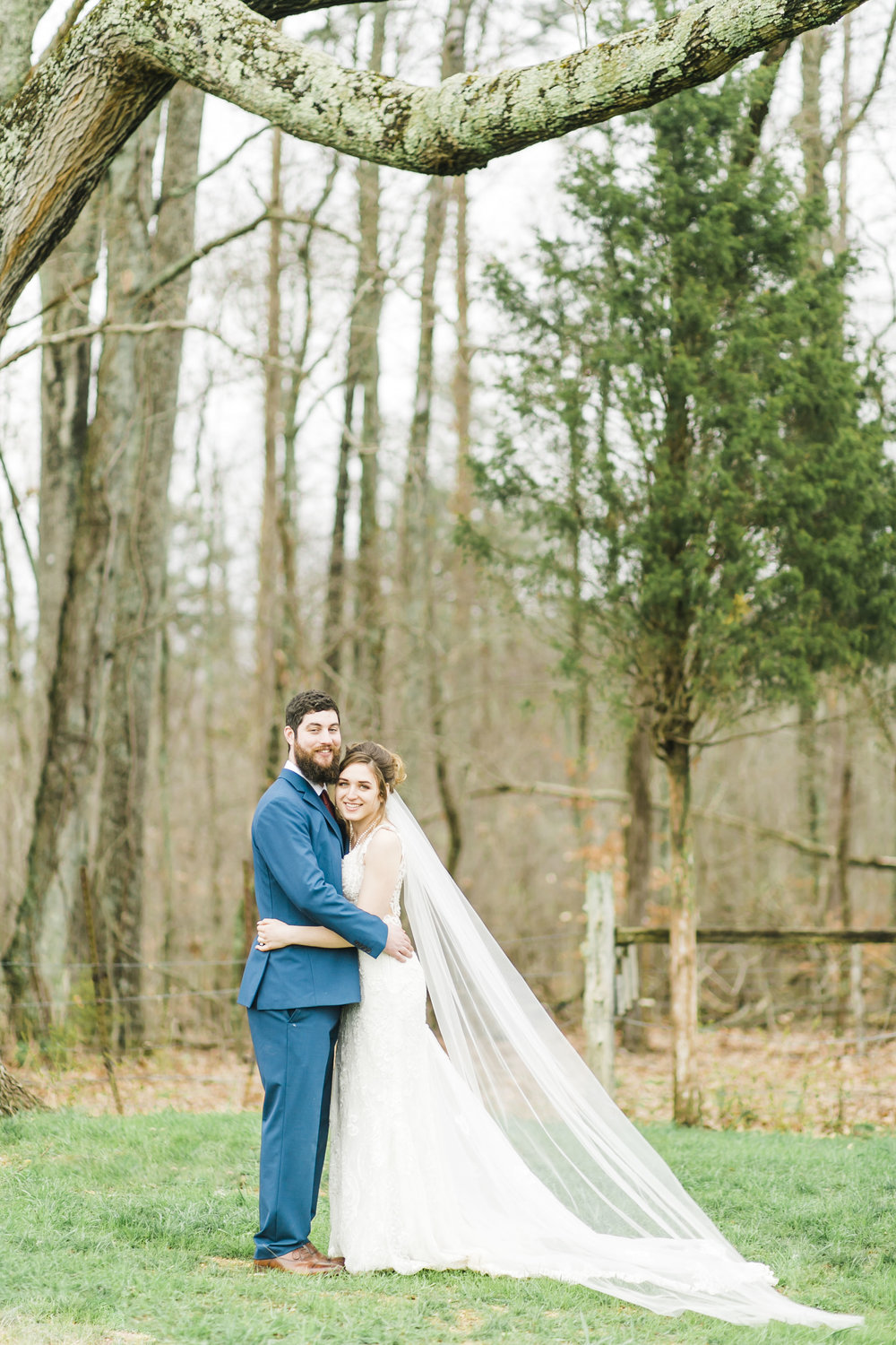 Heartland Meadows Knoxville Spring Wedding Winx Photo