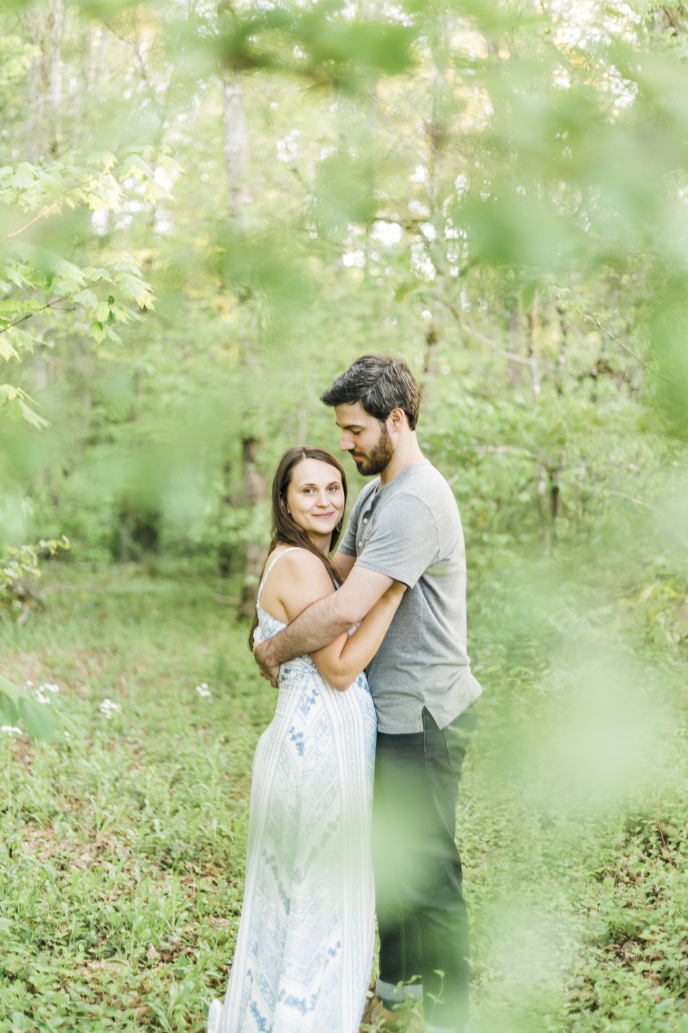 Woodsy Engagement Woods Knoxville