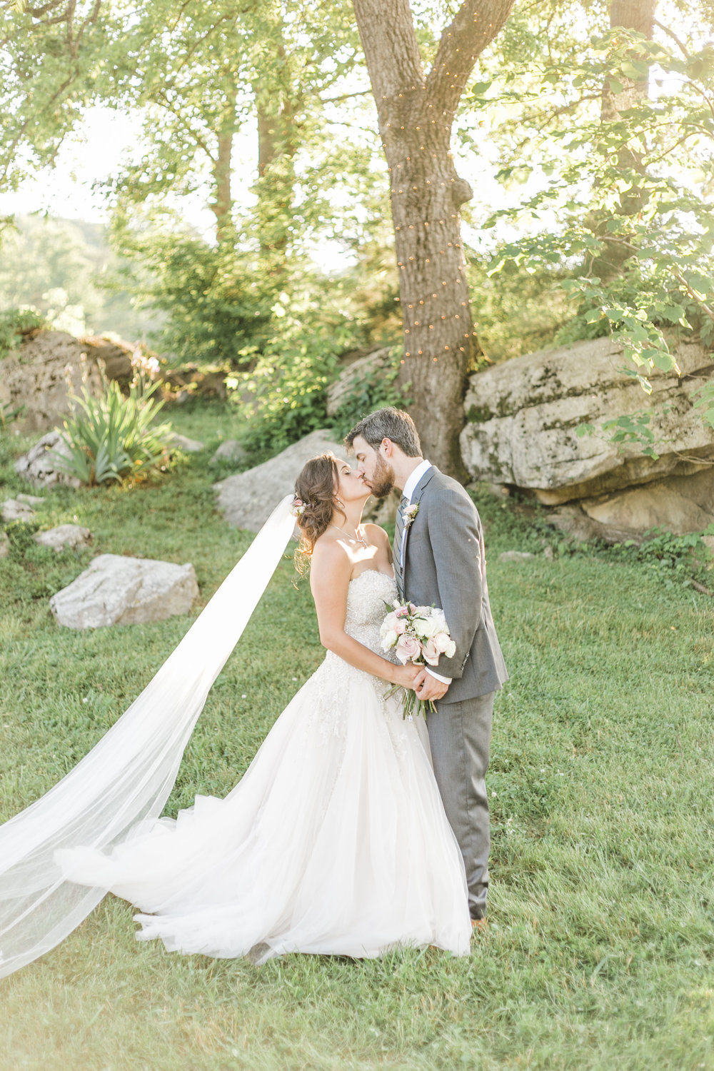 country manor acres knoxville sevierville wedding