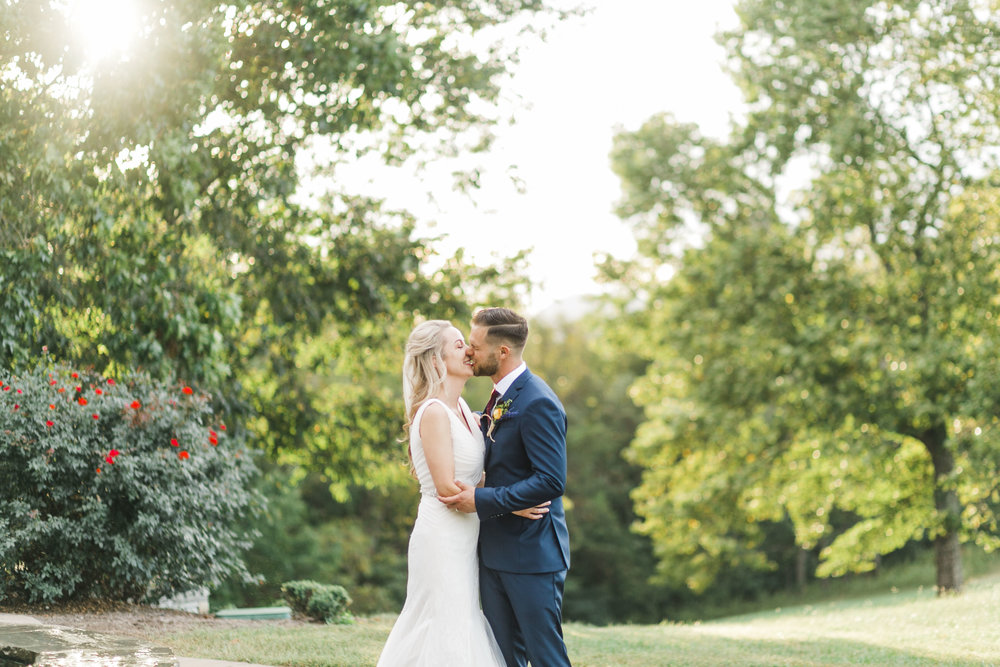 colorful wedding photographer tn wedding knoxville