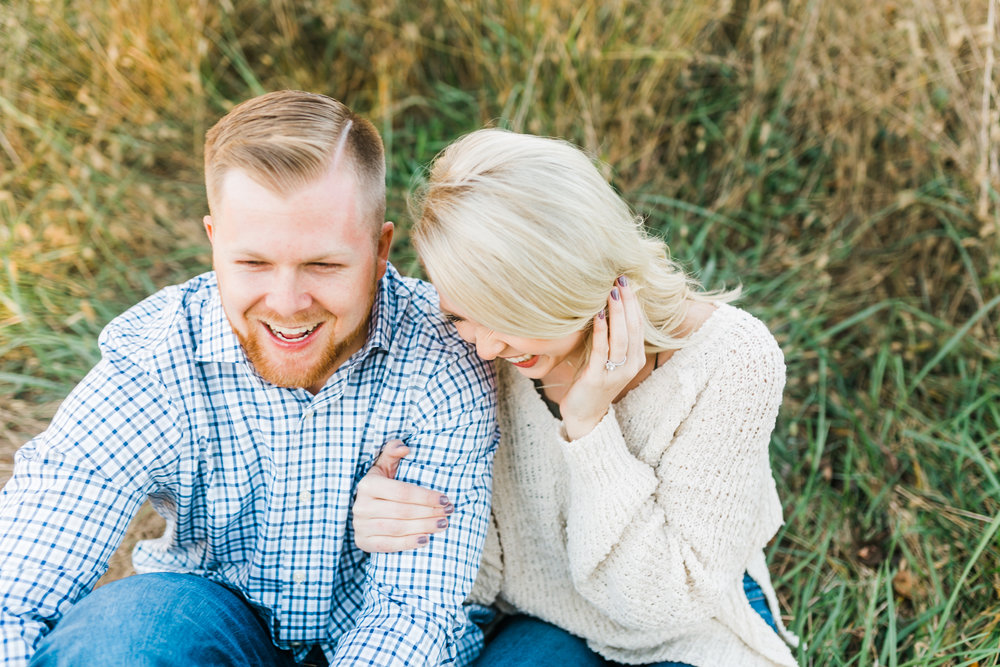 couple laughing melton hill park