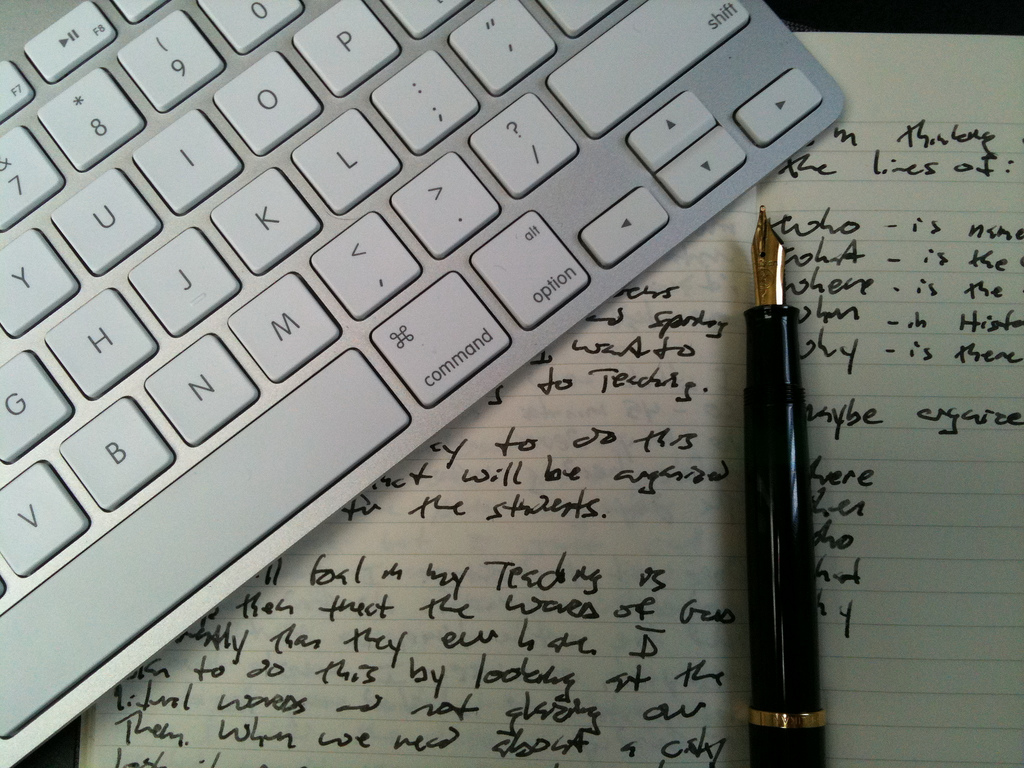 Does Technology Help Me Write?
