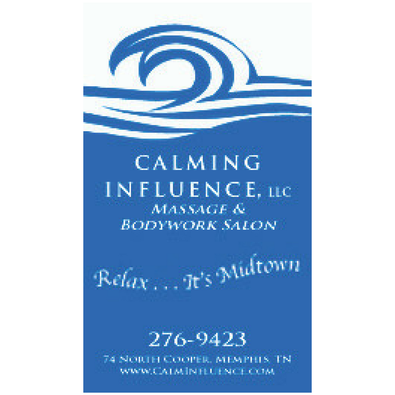Calming Influence Massage & Bodywork