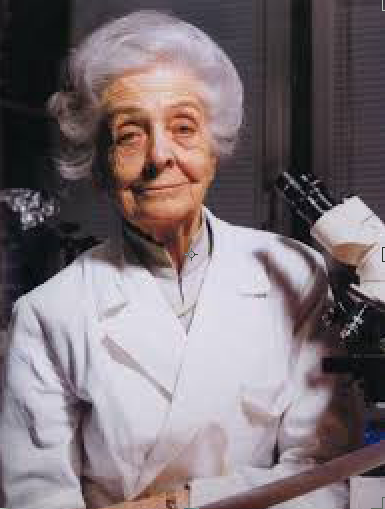 Rita Levi Montalcini, Nobel Prize in Medicine or Physiology in 1986