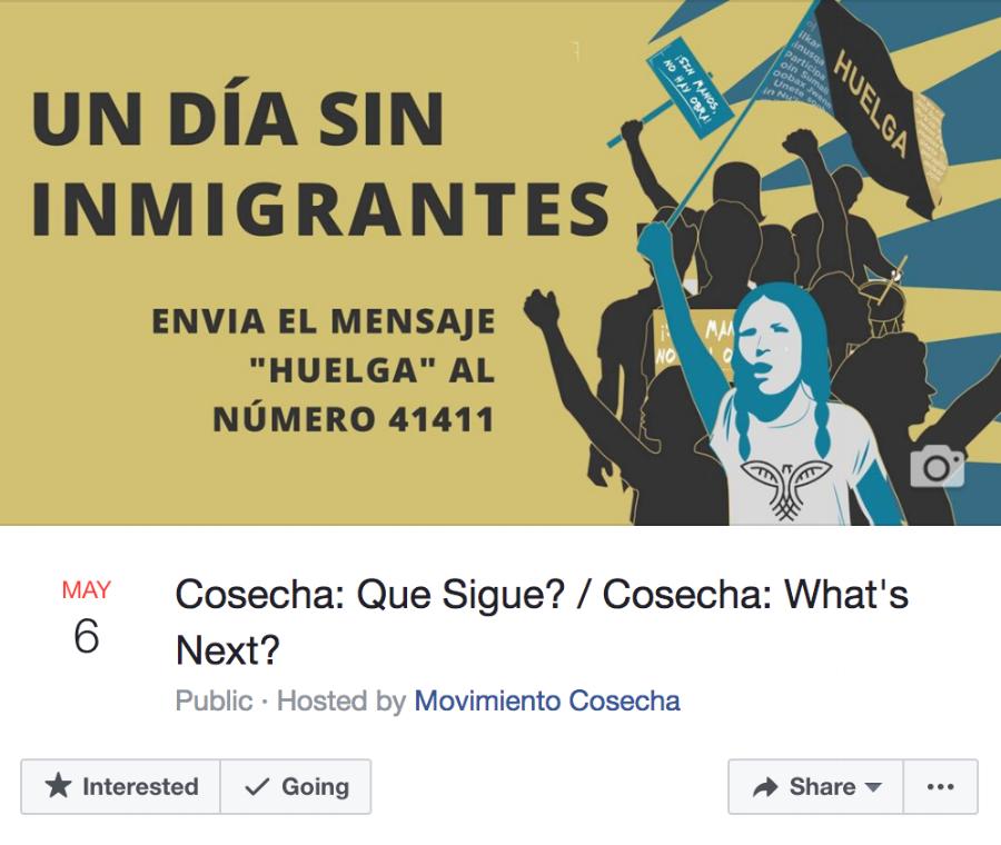Haga clic aquí para un ejemplo de un evento de Facebook para crear tu propio evento