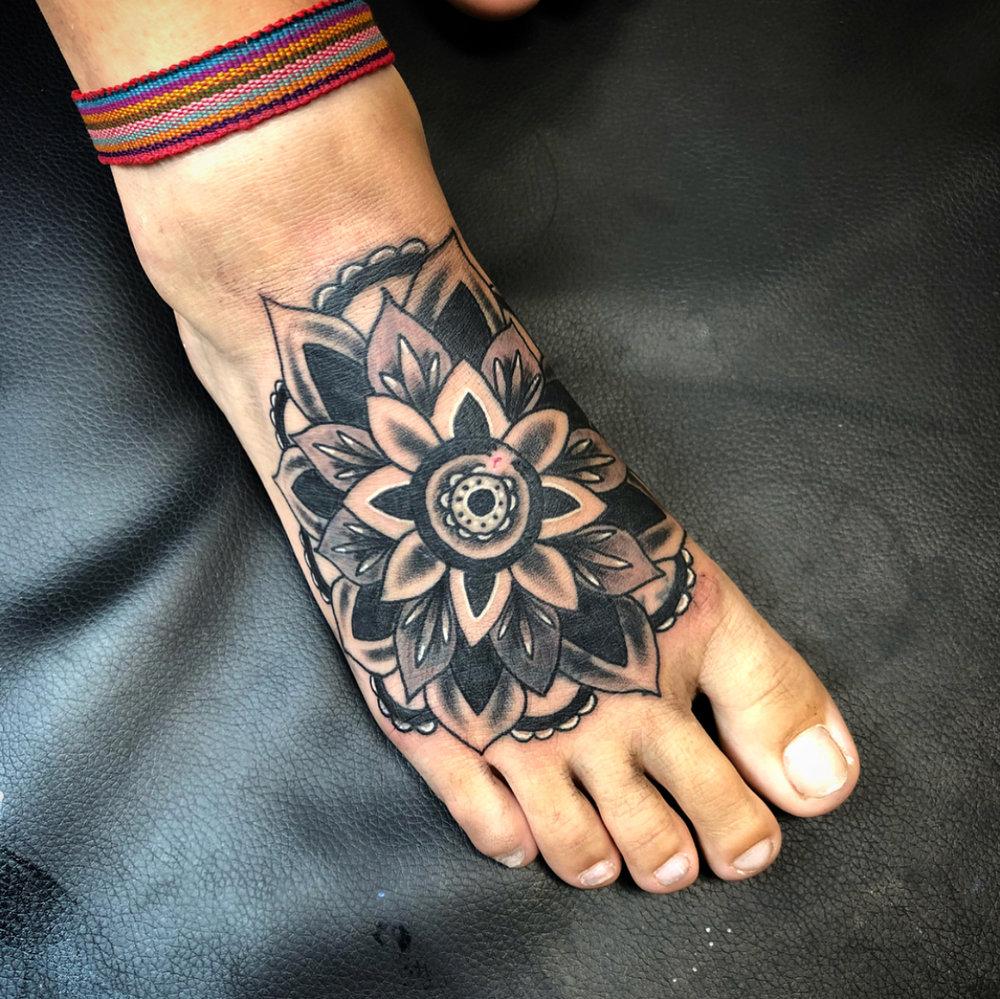 Jonny Heartbreaker Good Karma Tattoo