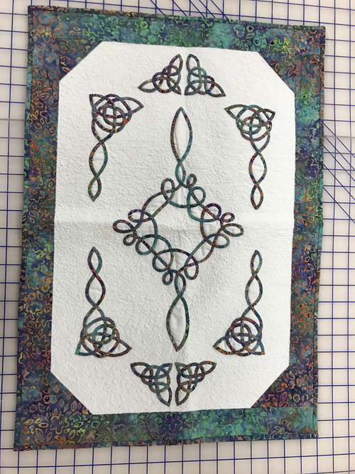 Minature Celtic Wallhanging Friday September 29, 6PM