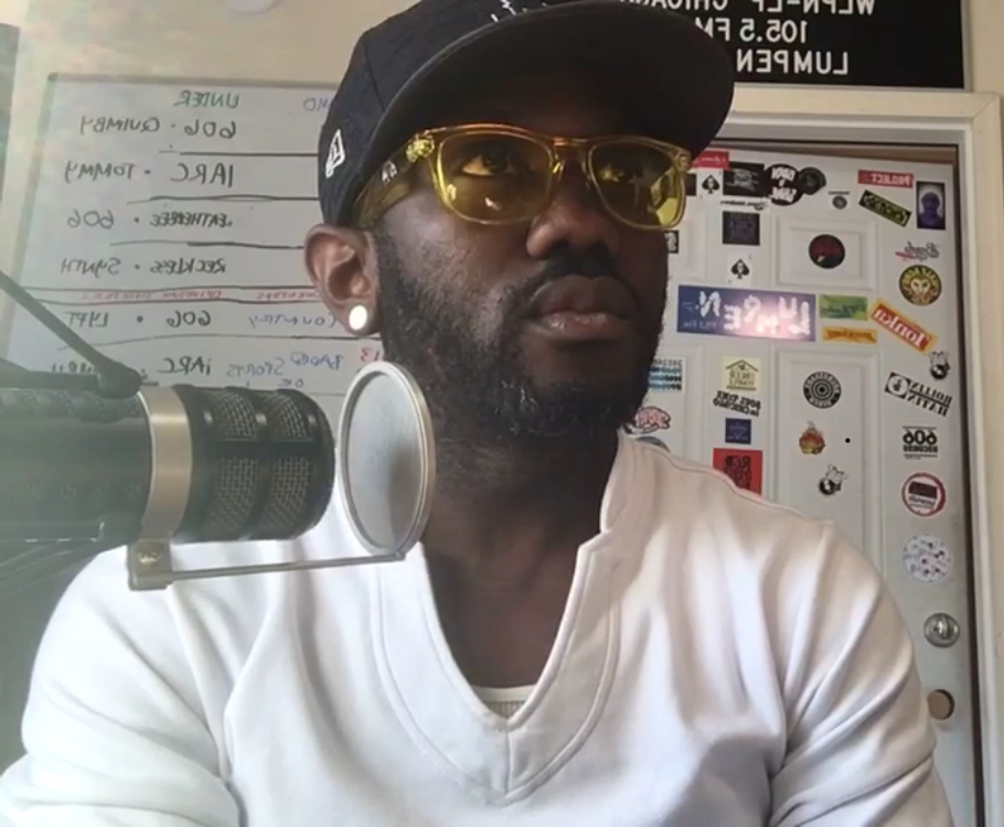 LUMPEN RADIO 105.5FM INTERVIEW