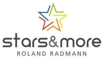 BOOKING: - Agentur Stars & more,Roland RadmannD-66802 Überherrn, Raiffeisenstrasse 8Fon: +49 6836 919 445, Mobil: +49 172 8108 998Email:stars@starsandmore.infoWeb:www.starsandmore.info