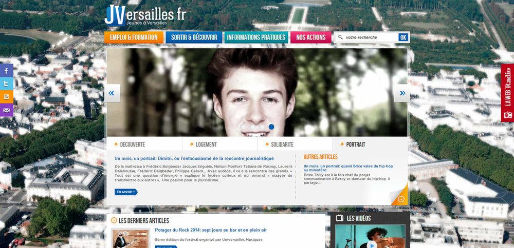 Site JVersailles - Avril 2014 :  http://www.jversailles.fr/article/?tx_ttnews%5Btt_news%5D=668&cHash=5b7054bc15b08f6e64efdeffe9f09814
