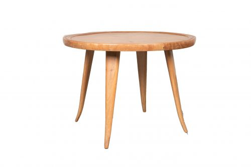Circular Table Attributed to Gio Ponti