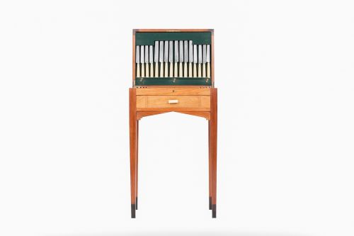 Art Deco Canteen of Cutlery Table