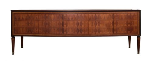 A Stunning Rosewood Sideboard by Paolo Buffa, Circa 1950     Sold