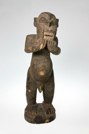 A 20th Century African figure