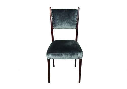 A Set of 6 Dining Chairs by Paolo Buffa