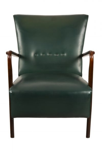 A 1940s Armchair Attributed to Guglielmo Ulrich