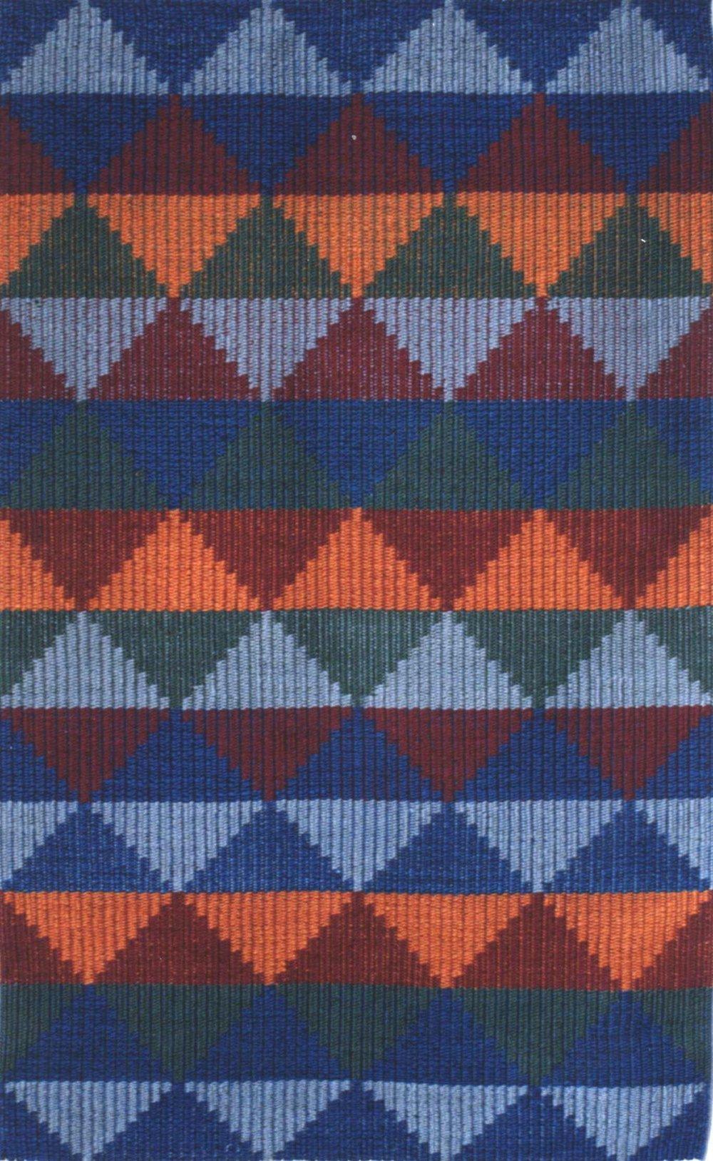 JJ0085. Cotton & linen. 110 x 185 cm.