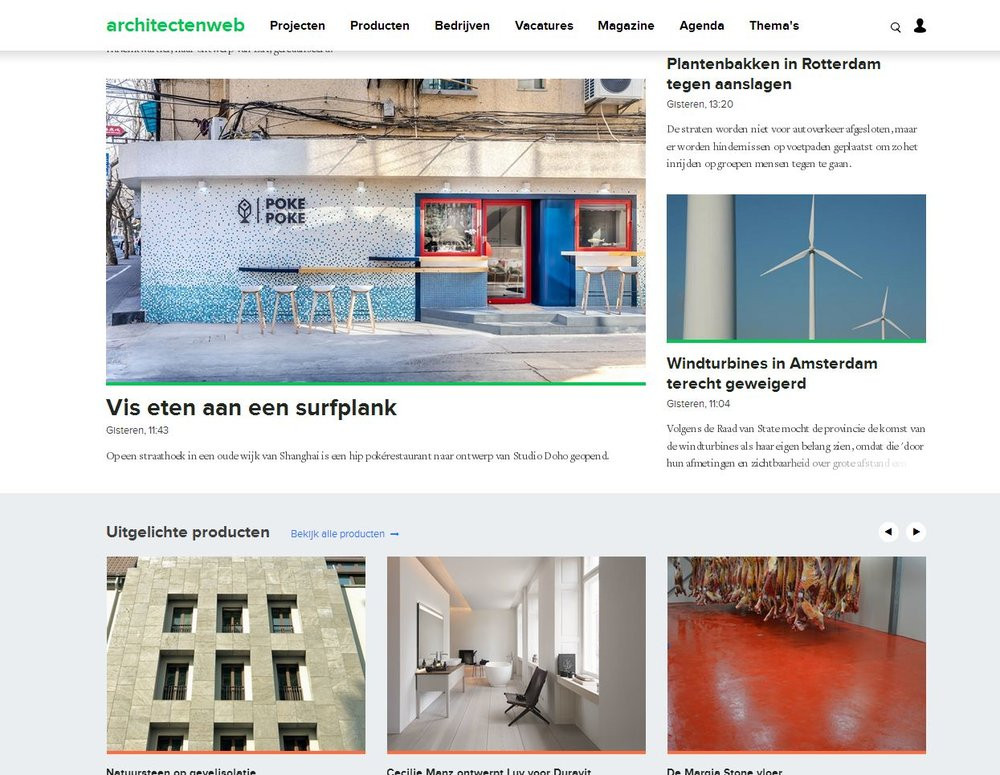 Architectenweb.nl - 24 aug, 2017
