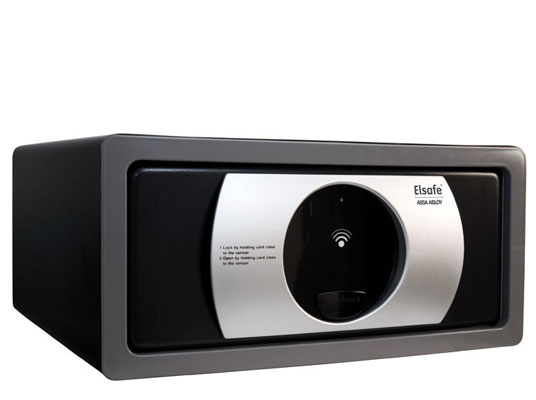 SENTINEL DIGITAL  Cassaforte digitale linea superior Compatibile PC portatile. A/L/P: 206x437x253/421/502mm