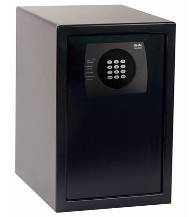 ZENITH RECEPTION  Digitalsafe für die Rezeption H/B/T : 536x355x457 mm