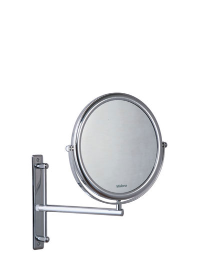 OPTIMA BAR  an Wandhalterung montierter, doppelseitiger Spiegel