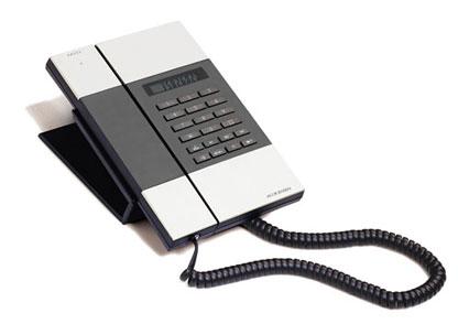 TELEFONO JJ3  Telefono design Jacob Jensen