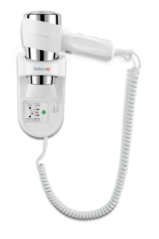ACTION SUPER PLUS SHAVER  Asciugacapelli 1600 W Colore: bianco