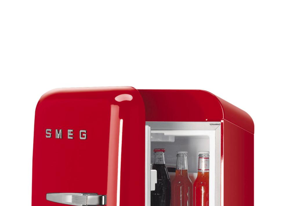 Smeg Minibar Kühlschrank : Smeg minikühlschränke im retro look jetzt im angebot u visioninfo