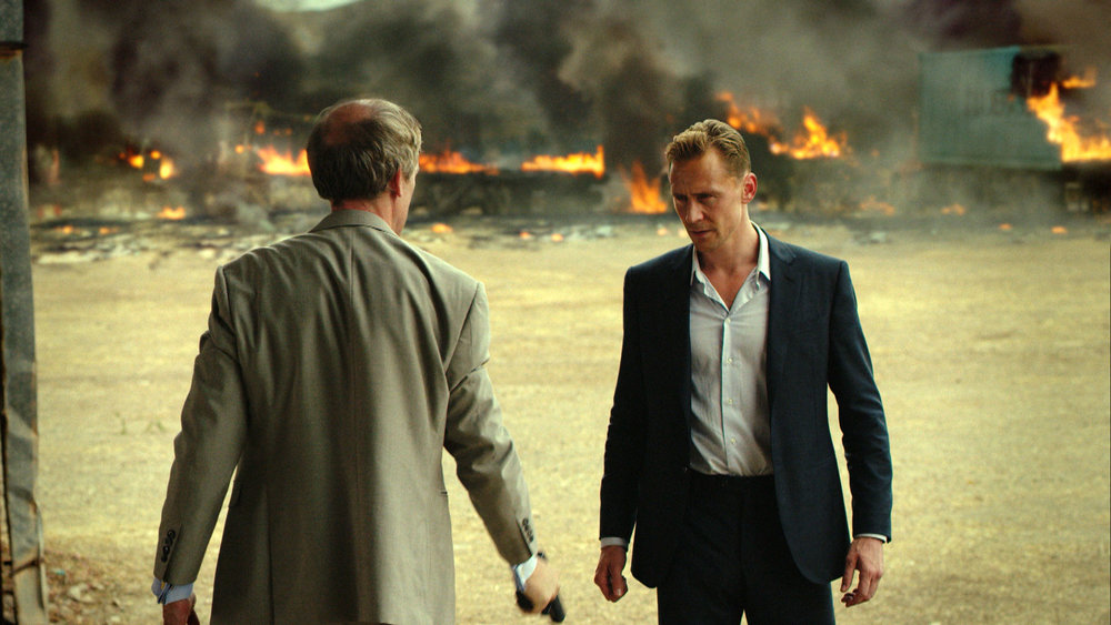 THE NIGHT MANAGER (Assistant Costume Designer)