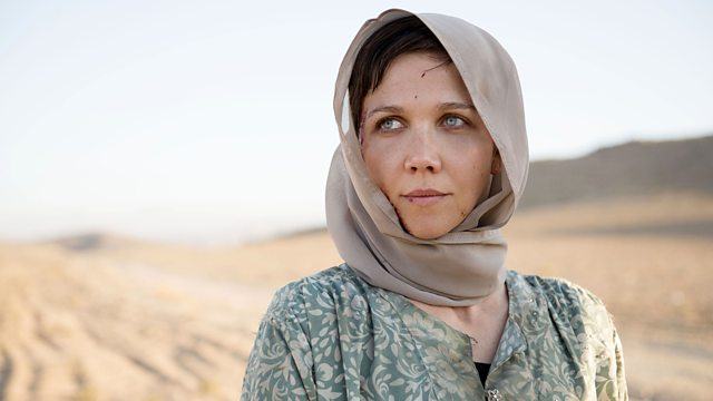 THE HONOURABLE WOMAN (Personal Make-Up + Hair for Maggie Gyllenhaal)