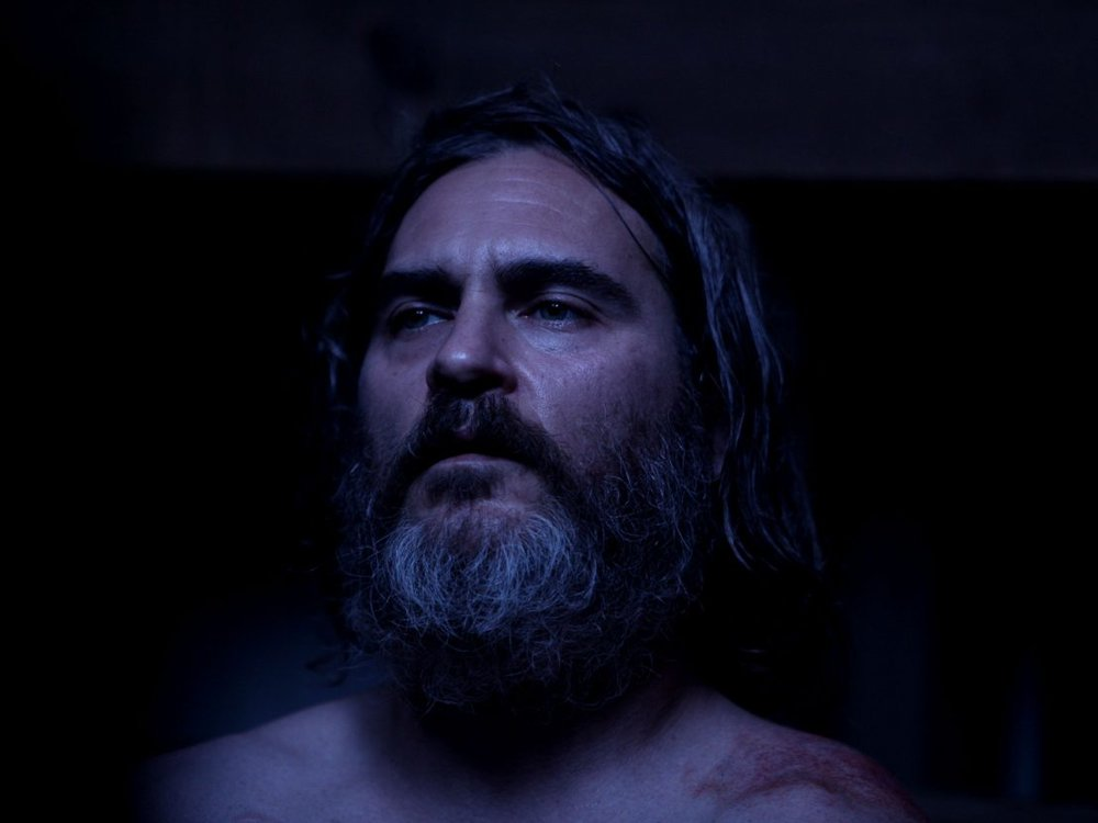 YOU WERE NEVER REALLY HERE (Assistant Editor)