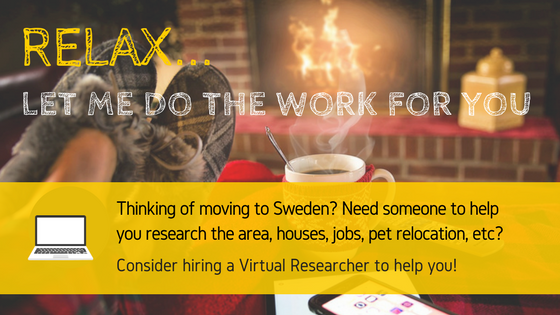 Thinking of moving to Sweden?