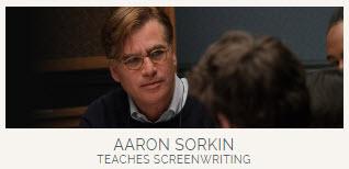 Aaron Sorkin & storytelling