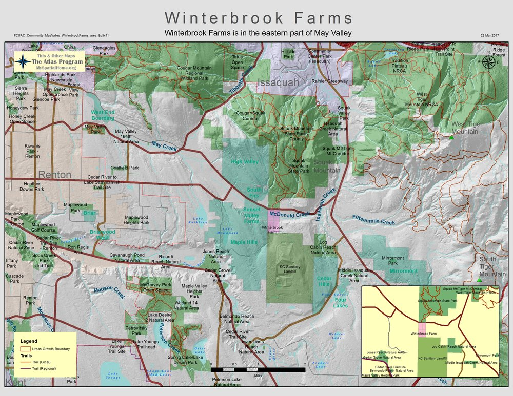 A hi-res version of this map can be found at http://www.myspatialhome.org/images/warehouse/FCUAC_Community_MayValley_WinterbrookFarms_area_8p5x11_700dpi.pdf