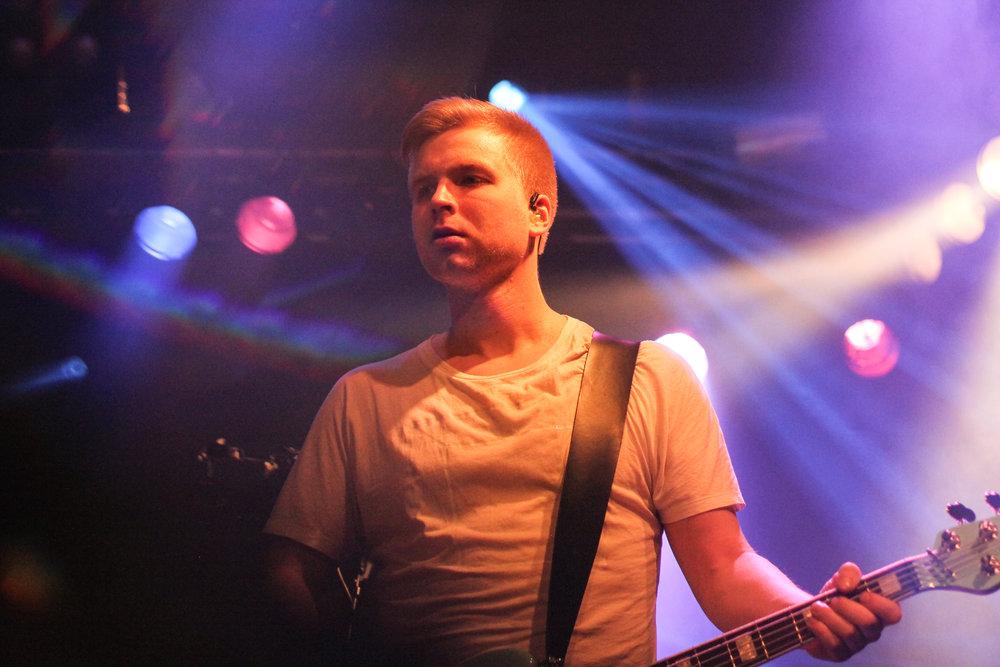 Urho Särkkä - basso, laulu