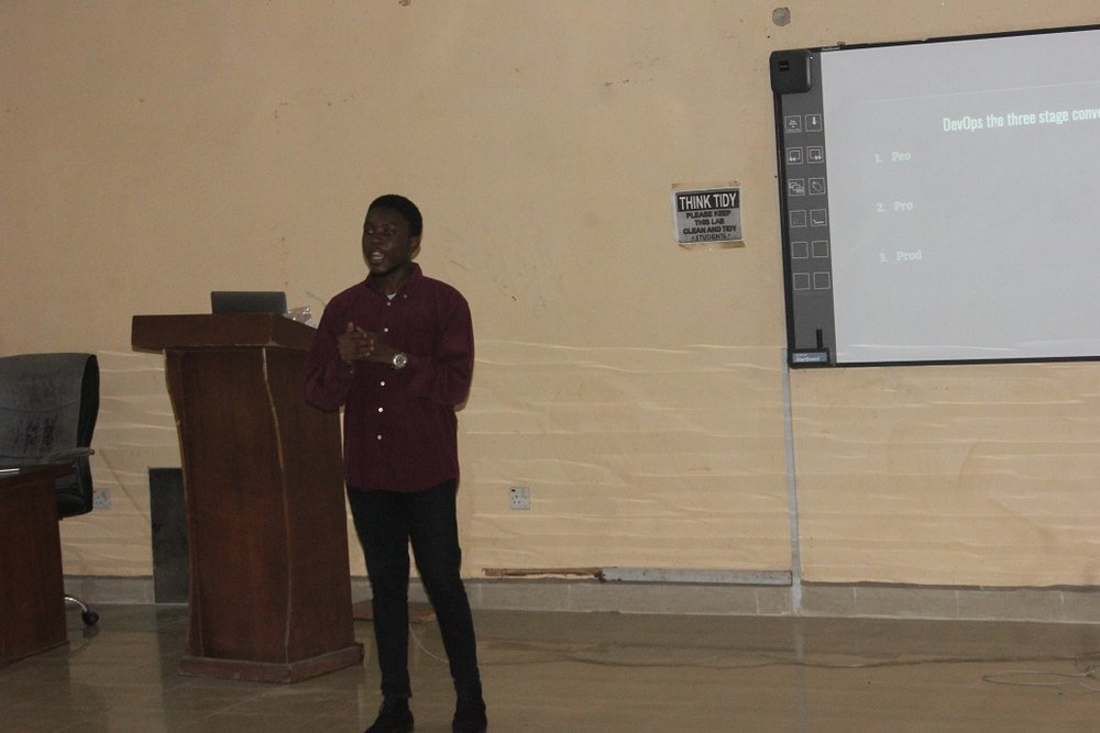 DevOps in Infans Steps—Nkere-Awaji Inwan