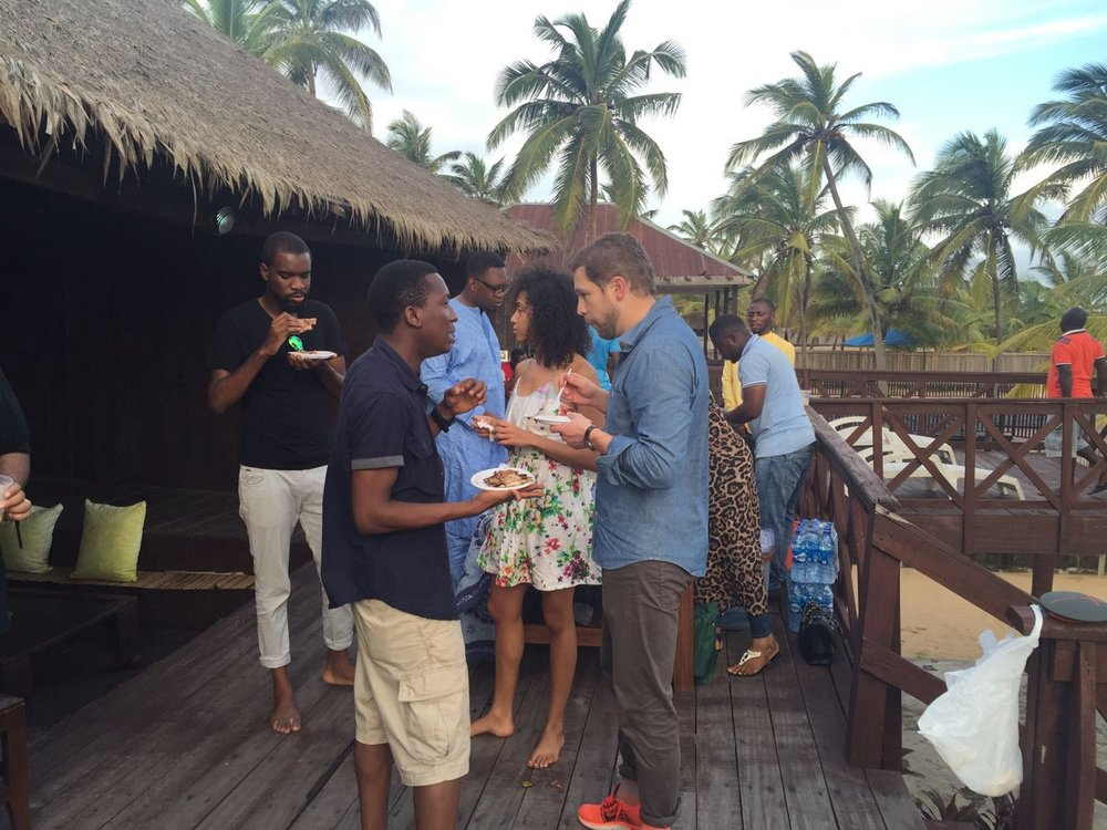 Tour of Tech 2016: Y Combinator in Lagos