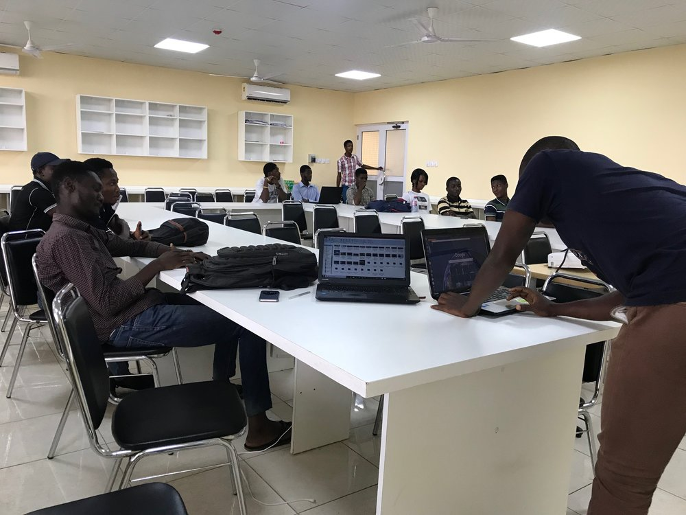 ICA Ghana Launch