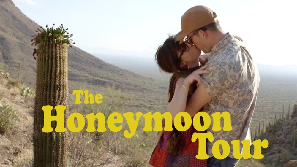 The Honeymoon Tour  - webseries for Comedy Central. Directed by Scott Moran    View episodes   here