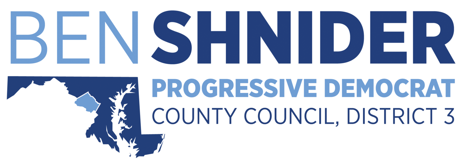 Ben Shnider for County Council