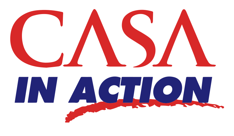 """CASA in Action - """"In 2018 we are going to fight hard for the people who recognize that working families are the backbone of our community and merit justice.""""- Gustavo Torres, President of CASA in Action."""