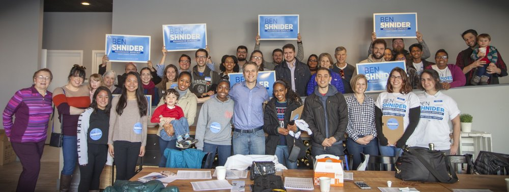 Our campaign is organized around a wide array of passionate community members. They're ready to be involved in planning for a more equitable, sustainable, and affordable Montgomery County.