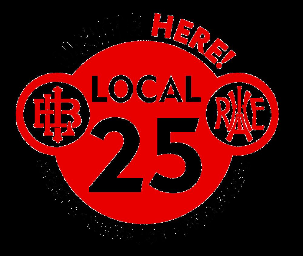 Unite Here Local 25 -
