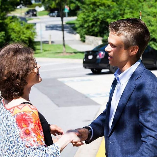 It's an absolutely beautiful primary election day today. Make sure you stop by your local voting location, make your voice heard, and cast your vote for change. Vote for Ben Shnider for Montgomery County Council, District 3. We'll see you at the polls!